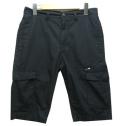 NIKE リップストップカーゴショーツ ブラック Mサイズ 約W30/81cm    Lサイズ     約W34/89cm