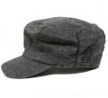 Kangol SOFT DENIM ARMY CAP ブラック