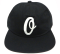 OBEY INFIELD スナップバック CAP ブラック