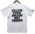 "OG KOLLECTIVE ""Follow"" Teeシャツ 2色展開"