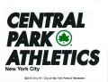 ONLY NY ''CENTRAL PARK'' ステッカー ホワイト
