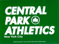 ONLY NY ''CENTRAL PARK'' ステッカー グリーン