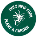 ONLY NY ''PLANT'' ステッカー グリーン
