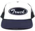 TRUCK BRAND メッシュキャップ OVAL