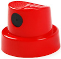 Super Skinny Red Cap