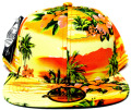 Chuck originals  ''SUNSET'' スナップバックCAP