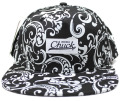 Chuck originals ''FRENCH QUARTER CHUCK ''スナップバックCAP ブラック