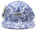 Chuck originals ''FRENCH QUARTER CHUCK ''スナップバックCAP ブルー