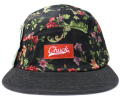 Chuck originals ''FLOWER CAMPER'' 5パネルCAP