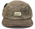 Chuck originals ''TWEED CAMPER'' 5パネルCAP ブラウン