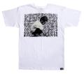 UPPER PLAY GROUND ELMAC×RETNA Tシャツ ホワイト