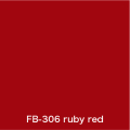 FLAME 306 ruby red