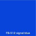 FLAME 512 signal blue