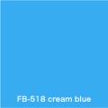 FLAME 518 cream blue