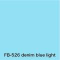 FLAME 526 denim blue light