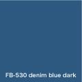 FLAME 530 denim blue dark