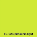 FLAME 624 pistachio light