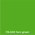 FLAME 630 fern green