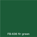 FLAME 636 fir green