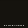 FLAME 738 dark brown