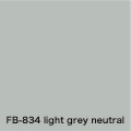 FLAME 834 light grey neutral