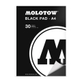 MOLOTOW™ Black Pad ブラックパッド A4