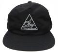 OBEY FEDERATION スナップバック CAP ブラック