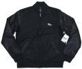 OBEY SOTO ジャケット  ブラック×ブラック