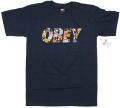 OBEY  ''Collage'' Tシャツ 4色展開