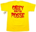 OBEY  ''Obey and Posse'' Tシャツ 3色展開