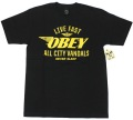 OBEY  ''ALL CITY'' Tシャツ