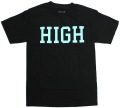 Official ''HIGH LIFE''  Tee ミント