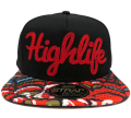 Official Highlife Tefarian ストラップバック Cap
