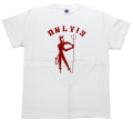 ONLY13  ''RED DEVIL'' Tシャツ  2色展開