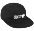 ONLY NY ''Competition 5-Panel'' 5パネルキャップ ブラック