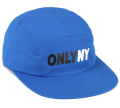 ONLY NY ''Competition 5-Panel'' 5パネルキャップ ロイヤルブルー