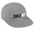 ONLY NY ''Competition 5-Panel'' 5パネルキャップ グラファイト