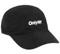ONLY NY ''Nylon Tech 5-Panel'' 5パネルキャップ ブラック