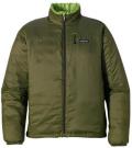 パタゴニア Men's Micro Puff Jacket オリーブ