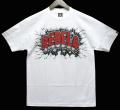 """REBEL8  """"ON BLAST"""" Teeシャツ  2色展開"""