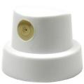 Skinny white/beige cap