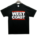 THE WEST COAST Teeシャツ old school 2色展開