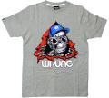 WRUNG ''BONES''コラボ Tシャツ