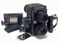 日本製 コニ オメガフレックス M ヘキサノン90mm3.5 + マガジンセット