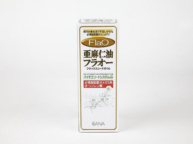 亜麻仁油フラオー