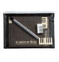 音楽雑貨ステーショナリーセット880♪この商品はお取り寄せ商品です♪【ピアノ発表会】音楽会 ブラスバンド 吹奏楽部の記念品に