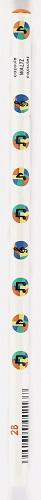 C/W 2B鉛筆1本 ☆※お取り寄せ商品 【音楽雑貨 音符・ピアノモチーフ】ト音記号 ピアノ雑貨