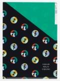 C/W ポケット付ファイル ☆※お取り寄せ商品 【音楽雑貨 音符・ピアノモチーフ】ト音記号 ピアノ雑貨