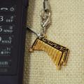マリンバ 携帯ストラップ♪♪【打楽器・携帯ストラップ-音楽雑貨】