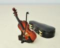 ミニチュア楽器!バイオリン 15cmサイズ♪お取り寄せ商品です♪♪【楽器-音楽雑貨】